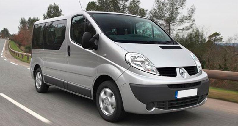 Alquiler De Minibús Sevilla Cádiz Y Granada Ata Rent A Car