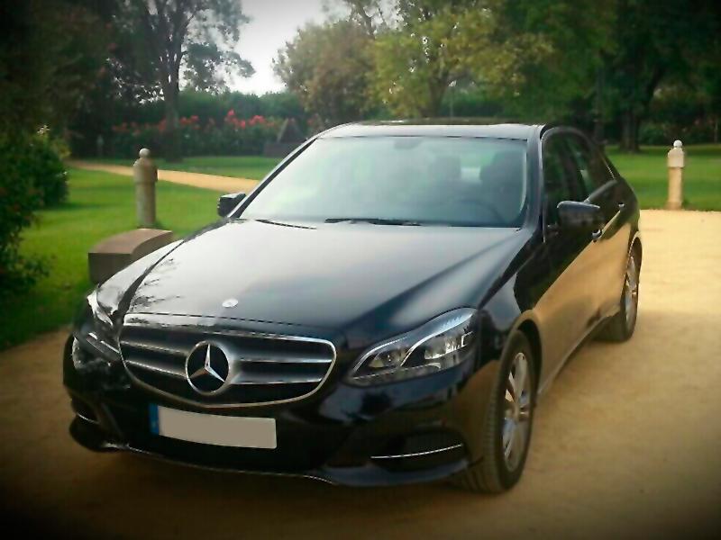 alquiler coches de boda en Sevilla