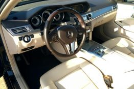 sevilla rent luxury mercedes