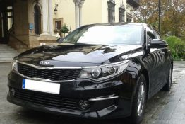 rent luxury car in Seville